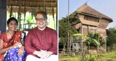 , Esta increíble casa hecha de barro y paja es tan fuerte que sobrevivió a un ciclón